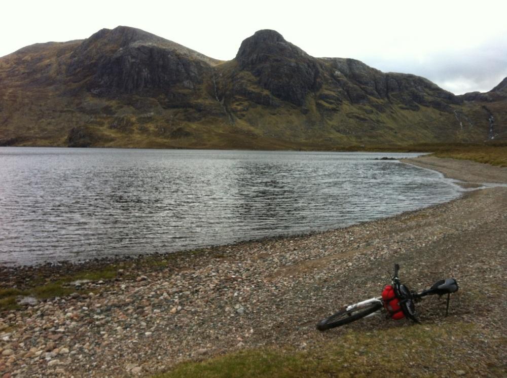 Fionn Loch & Beinn a Chaisgein Mor