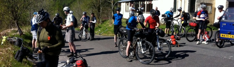 Highland Trail Race – AnIntroduction