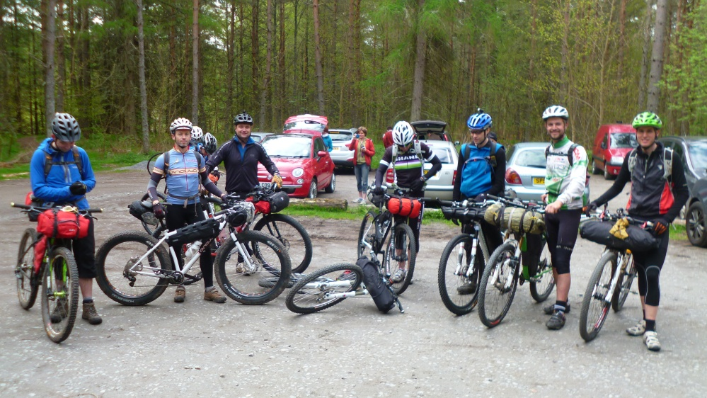 Cairngorms Loop Group Start