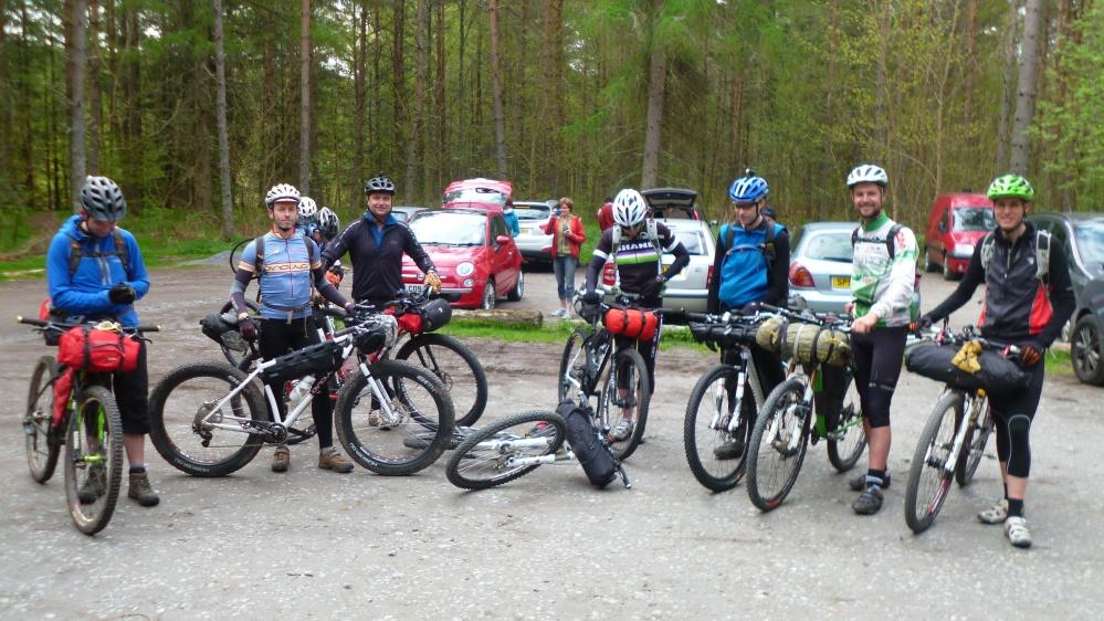 Cairngorms Loop Group Start