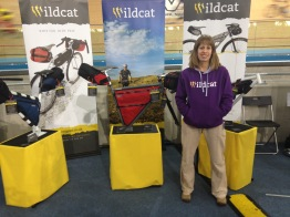 April: Wildcat Gear displaying at Bespoked UKHBS