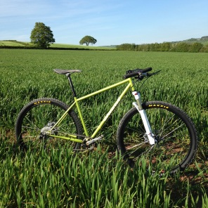 May: A new relationship with Shand Cycles