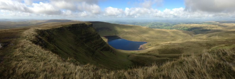 September: Black Mountain Traverse