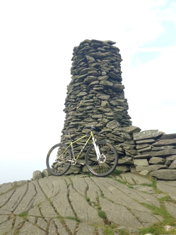 September: a top Thornthwaite Crag, Lakeland Loop